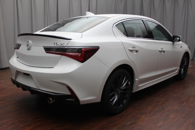 New 2020 Acura ILX A-Spec and Premium Package