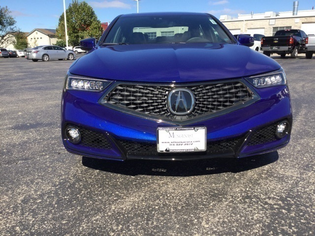 New 2019 Acura TLX 2.4L Technology Pkg w/A-Spec Pkg