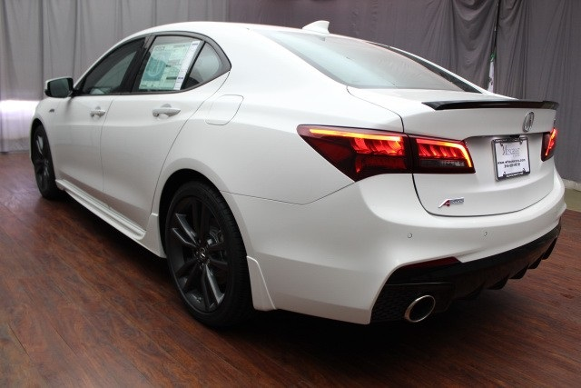 New 2020 Acura TLX 2.4L A-Spec Pkg