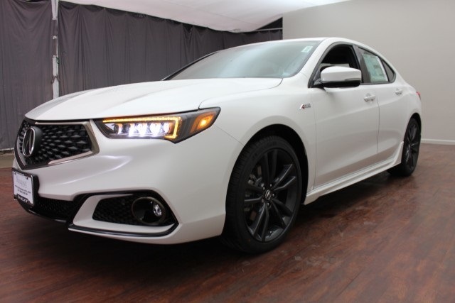 New 2020 Acura TLX A-Spec w/Tech