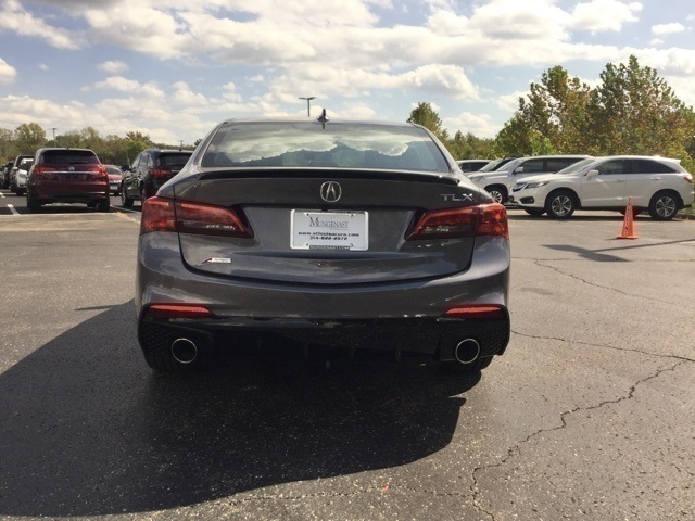 New 2019 Acura TLX 3.5L Technology Pkg w/A-Spec Pkg