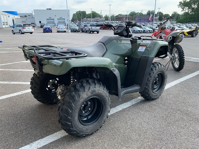 Pre-Owned 2017 Honda FourTrax Rancher