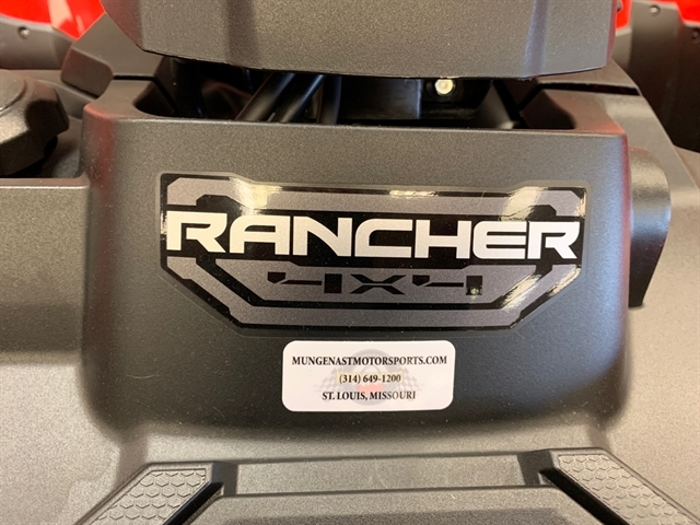 New 2020 Honda FourTrax Rancher 4X4