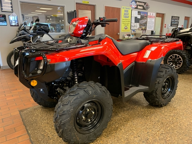 New 2020 Honda FourTrax Foreman Rubicon 4x4 Automatic DCT EPS