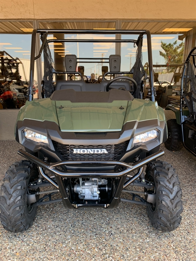 New 2019 Honda Pioneer 700 Base