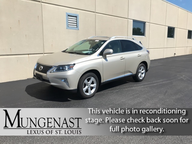 Certified Pre-Owned 2015 Lexus RX 350 AWD