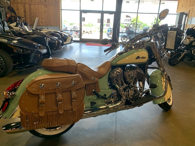 New 2019 Indian Chief Vintage