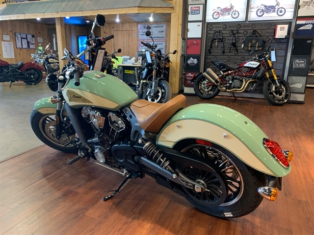 New 2019 Indian Scout Base