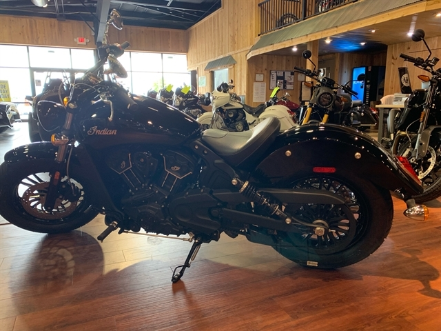New 2019 Indian Scout Sixty