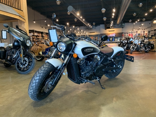 New 2019 Indian Scout Bobber