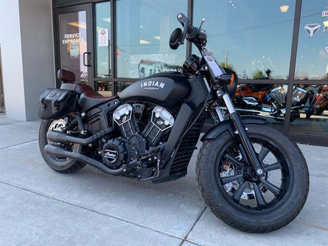 Pre-Owned 2018 Indian Scout