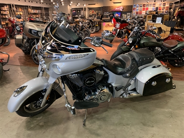 Pre-Owned 2016 Indian Chieftain Base