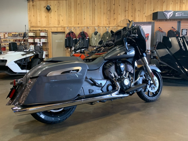 New 2019 Indian Chieftain Base
