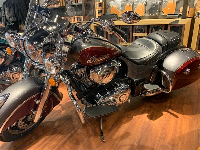 New 2019 Indian Springfield Base