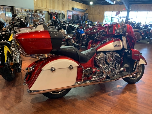 New 2019 Indian Roadmaster