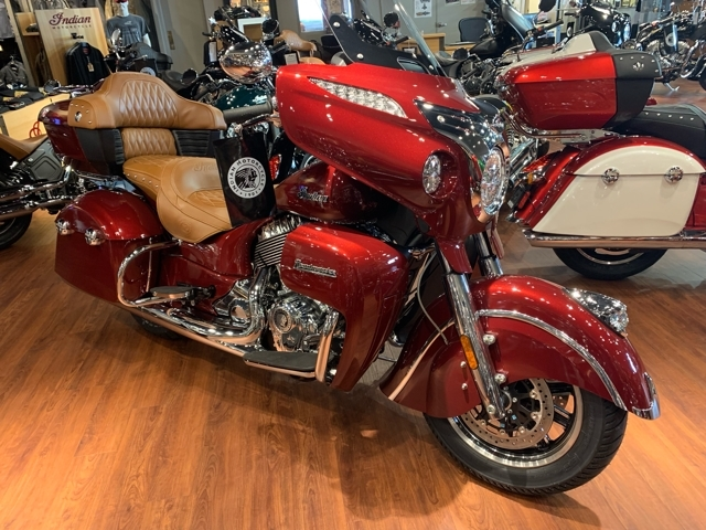 New 2019 Indian Roadmaster Base