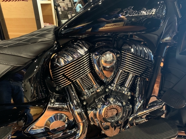 New 2018 Indian Roadmaster