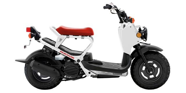 Pre-Owned 2018 Honda Ruckus Base