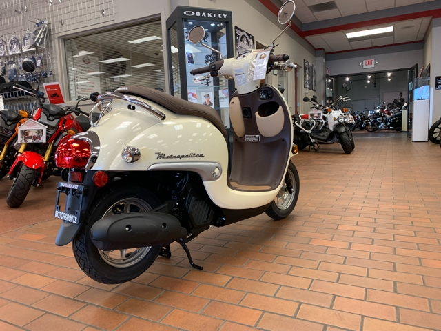 New 2018 Honda Metropolitan Base