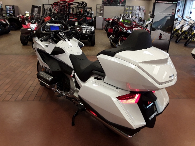 New 2018 Honda Gold Wing Tour