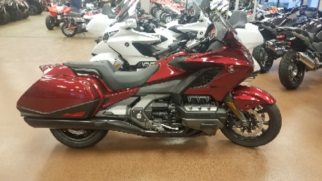 New 2018 Honda Gold Wing DCT