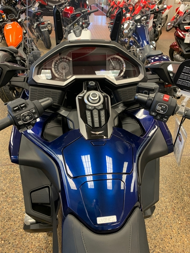 New 2019 Honda Gold Wing Tour DCT
