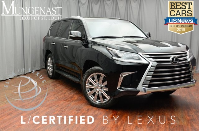 Certified Pre-Owned 2019 Lexus LX 570 4WD