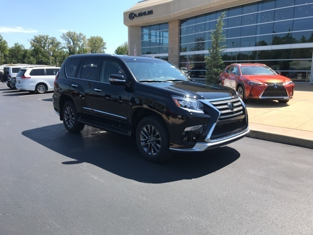 New 2019 Lexus Gx 460 Luxury With Navigation 4wd