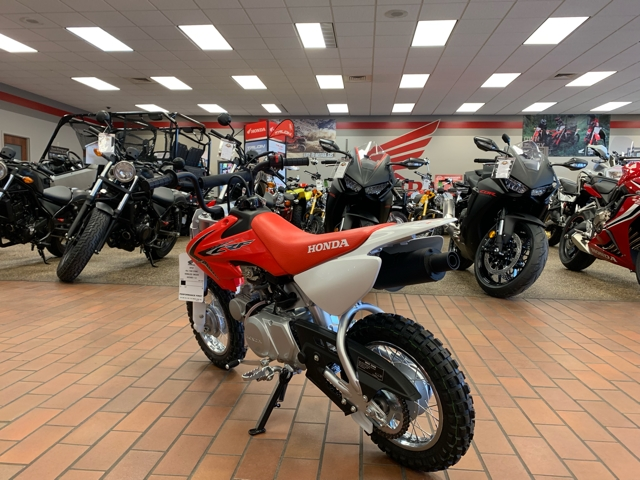 New 2019 Honda CRF 50F