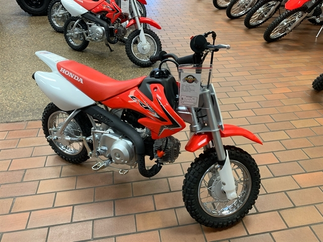 New 2020 Honda CRF 50F