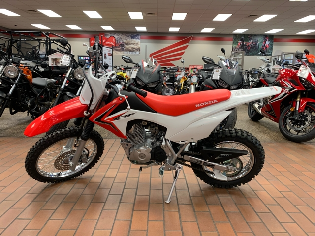 New 2018 Honda CRF 125F