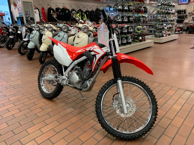 New 2019 Honda CRF 125F (Big Wheel)