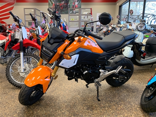 New 2020 Honda Grom Base
