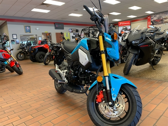 New 2020 Honda Grom In St Louis M19091 Mungenast Automotive Family