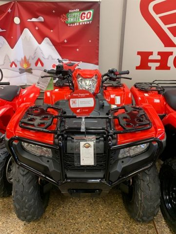New 2020 Honda FourTrax Foreman 4x4 ES EPS
