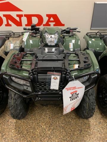 New 2018 Honda FourTrax Foreman Rubicon