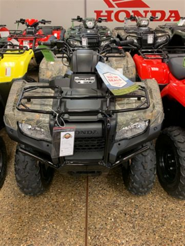 New 2019 Honda FourTrax Rancher