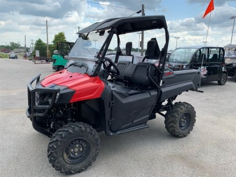 Pre-Owned 2017 Honda Pioneer 700 Base