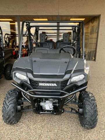 New 2020 Honda Pioneer 700-4 Base