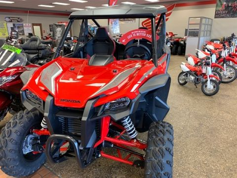 New 2020 Honda Talon 1000X