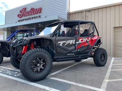 New 2020 Honda Talon 1000X-4