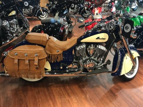 New 2017 Indian Chief
