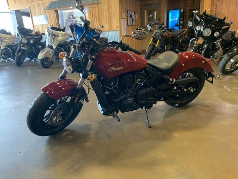 New 2018 Indian Scout