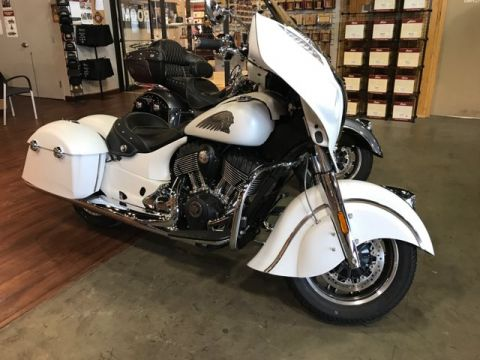 Pre-Owned 2017 Indian Chieftain