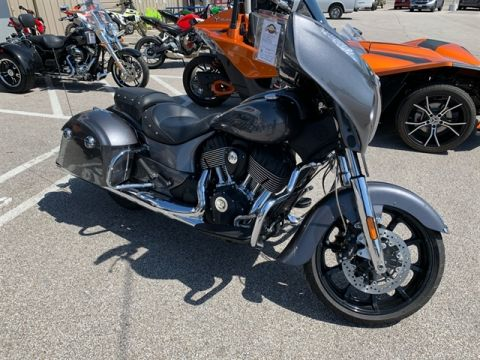 Pre-Owned 2018 Indian Chieftain Base