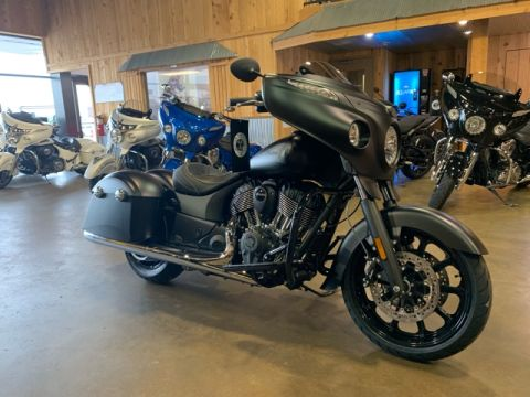 New 2018 Indian Chieftain