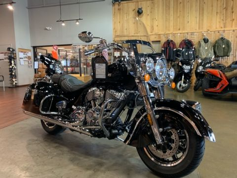 New 2018 Indian Springfield