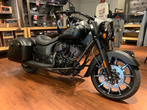 New 2019 Indian Springfield
