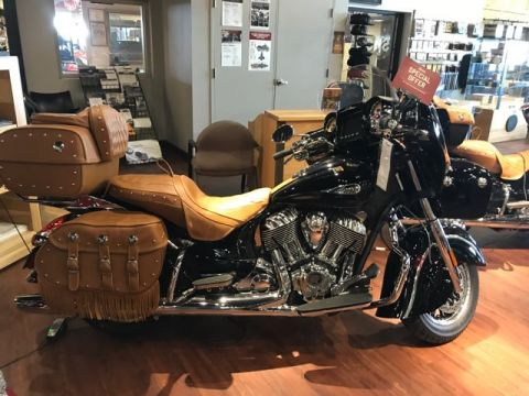 New 2017 Indian Roadmaster