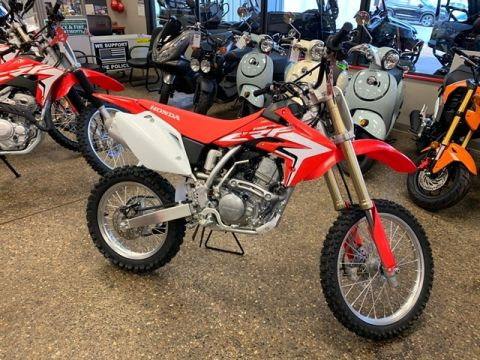New 2020 Honda CRF 150R Expert